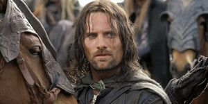 Viggo Mortensen Aragorn Lord of the Rings