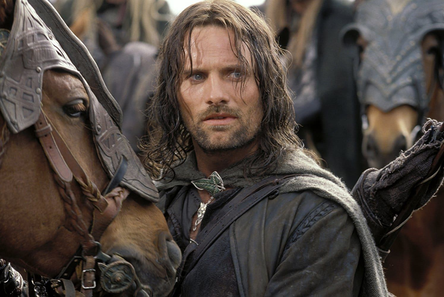 Viggo Mortensen Aragorn Lord Of The Rings Design