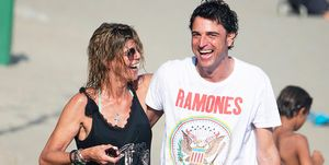 Arantxa de Benito con su novio Jairo en Marbella