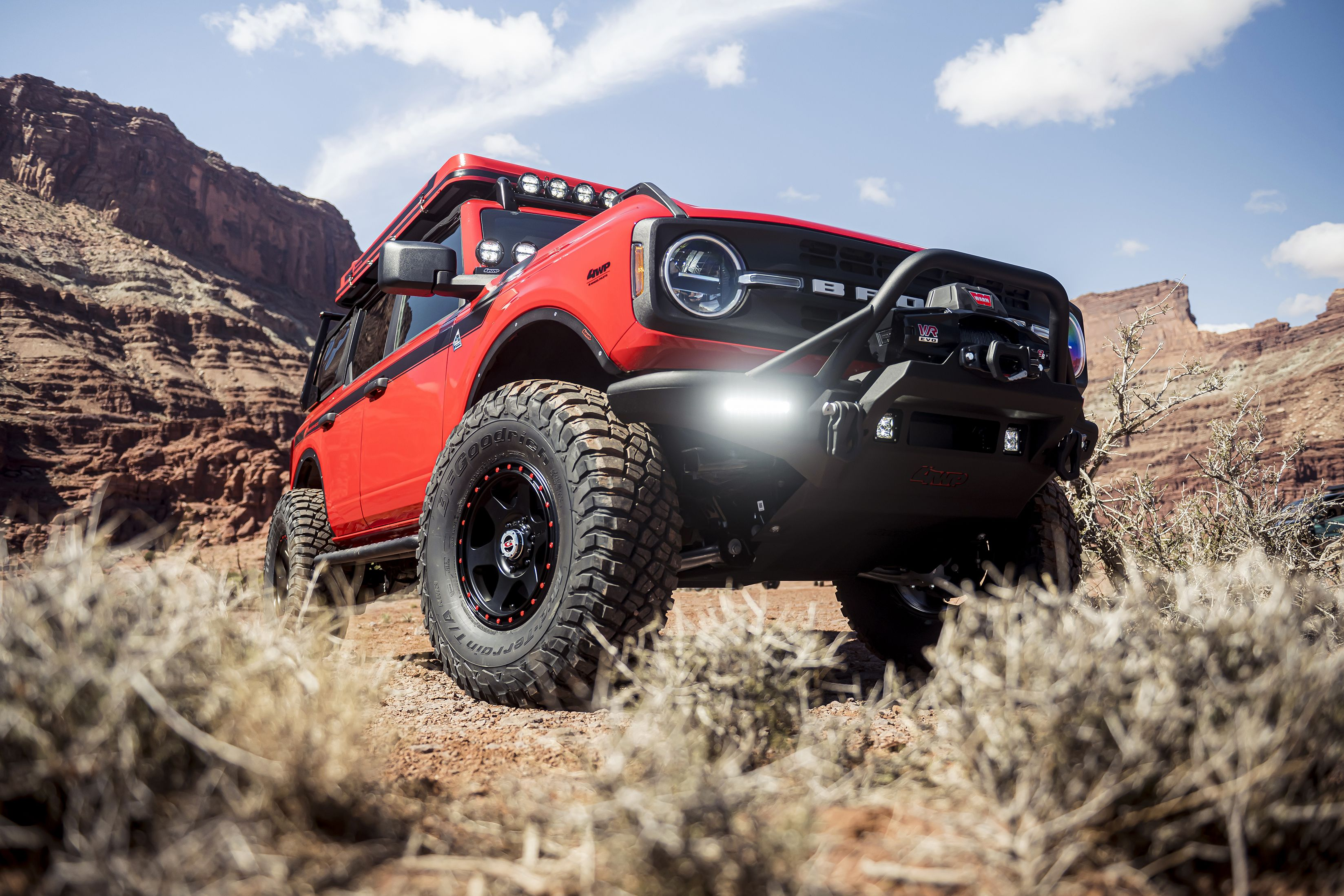 Ford CEO Jim Farley Teases All-Electric Bronco on Twitter