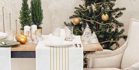 Mesas Decoradas Para La Navidad Para Comérselas