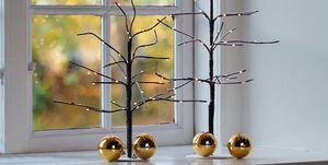 El árbol de Navidad en los países nórdicos no es para nada como imaginas