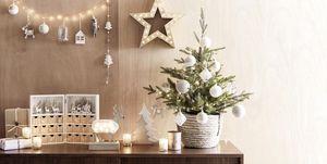 Árbol de Navidad: de sobremesa