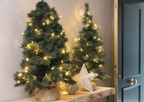 Iluminación Navidad: Árboles de Navidad
