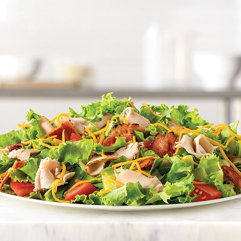 Arby's Roast Turkey Farmhouse Salad