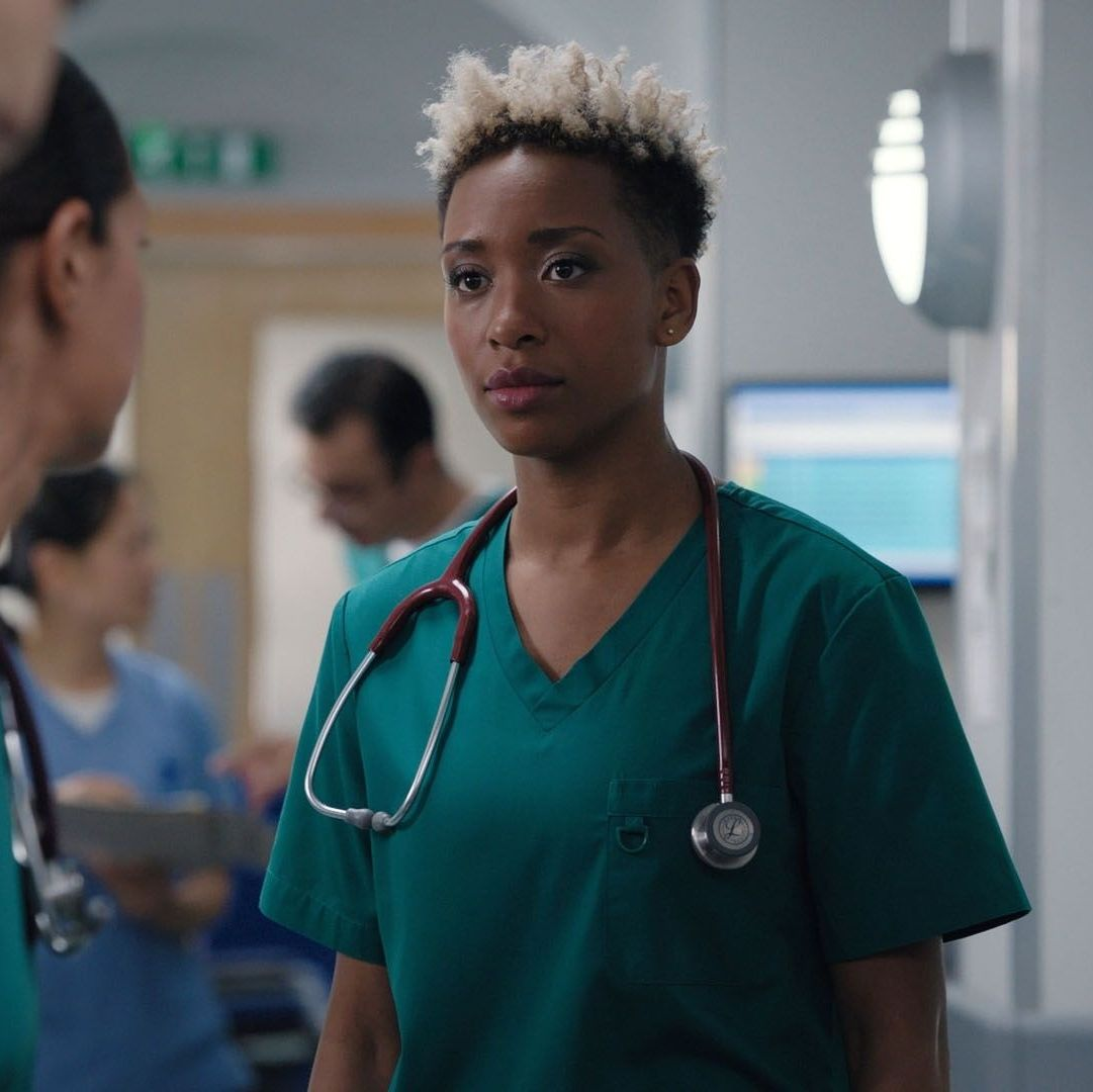 Casualty introduces new doctor Archie Hudson this weekend – and she's got a big secret