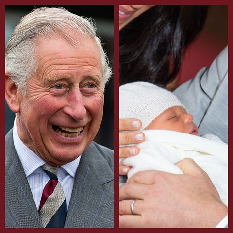 Prince Charles Archie