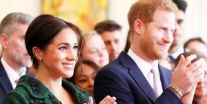 Archie Harrison protagoniza la felicitación de los duques de Sussex por el Día del Padre
