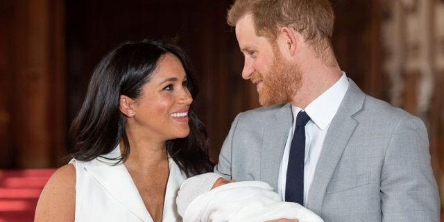 archie mountbatten windsor s godparents who will meghan and harry pick archie mountbatten windsor s godparents