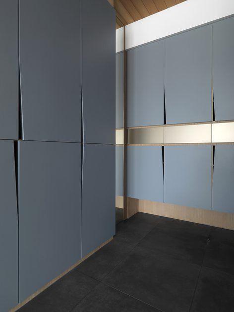 Frentes y puertas de armario que no lo parecen