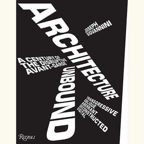 architecture unbound, joseph giovannini
