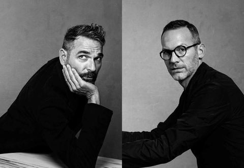 Black-and-white, Glasses, Eyewear, Facial hair, Photography, Monochrome photography, Monochrome, Portrait, Vision care, Gesture,