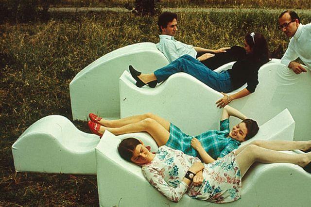 superonda divano archizoom poltronova