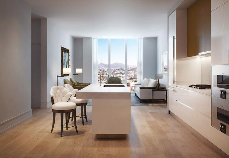 Arclinea porta cucine di lusso e bagni di design a San Francisco