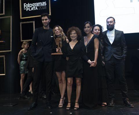 Fotogramas de Plata 2018: 'Arde Madrid', Mejor Serie Española