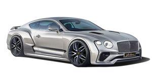 Bentley Continental GT Arden