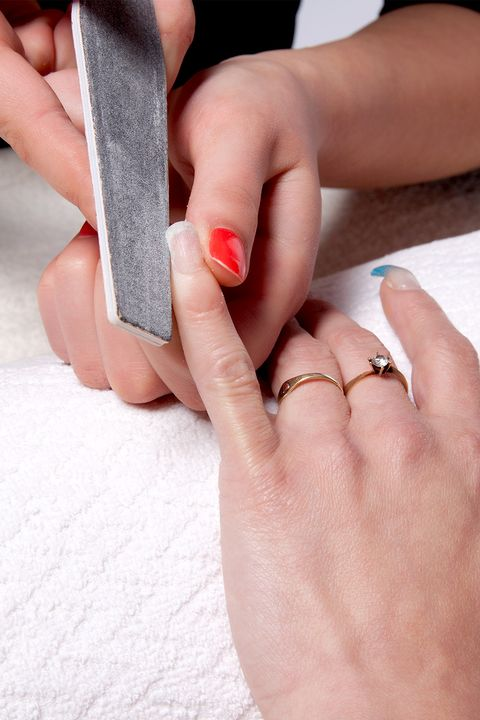 Are Gel Manicures Actually Bad for Your Nails - Do Gel Nails Ruins ...