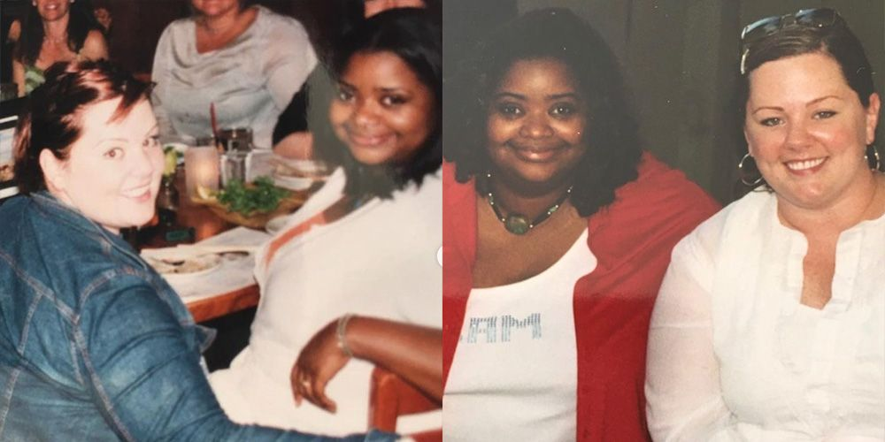 Octavia Spencer and Melissa McCarthy Just Posted the Most Epic Throwback Instagram Pics