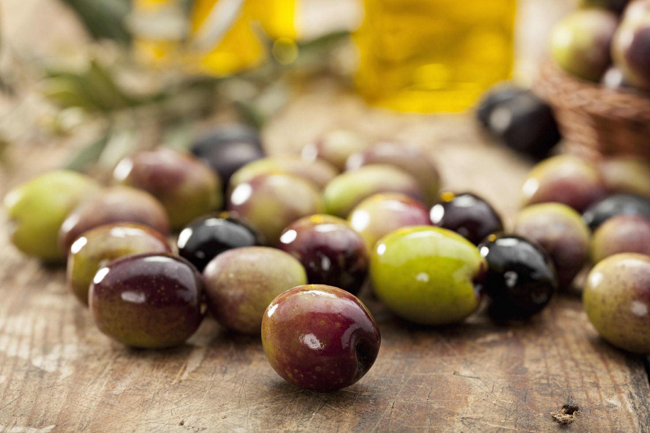 Image result for raw olives