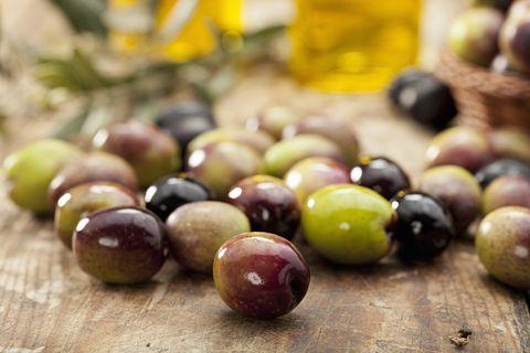 olives a fruit or vegetables