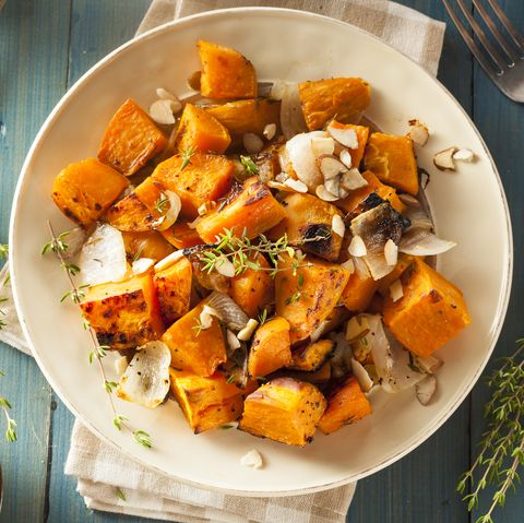 are sweet potatoes healthy