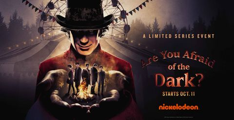 Everything You Need to Know About Nickelodeon's Are You Afraid of the Dark? Reboot