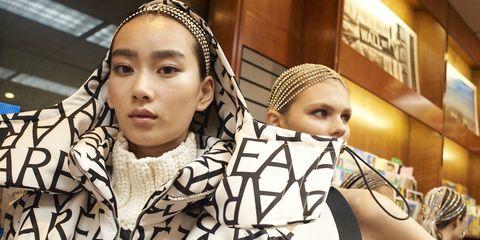 Fashion, Head, Fashion design, Street fashion, Fashion accessory, Style, Ear,