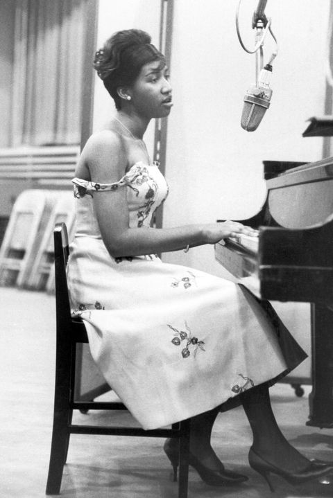 Aretha Franklin Recording
