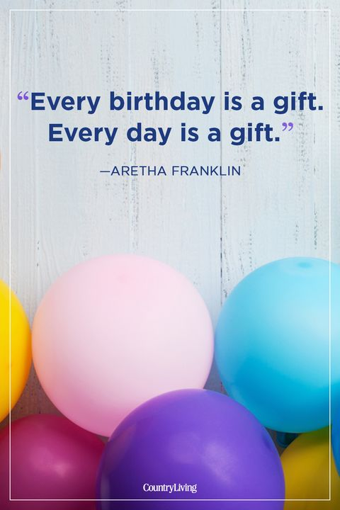 aretha franklin birthday quote