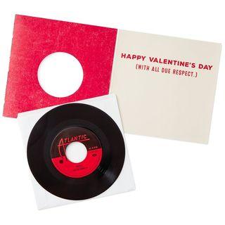 Hallmark vinyl record valentines day cards musical valentines hallmark vinyl valentines day card m4hsunfo