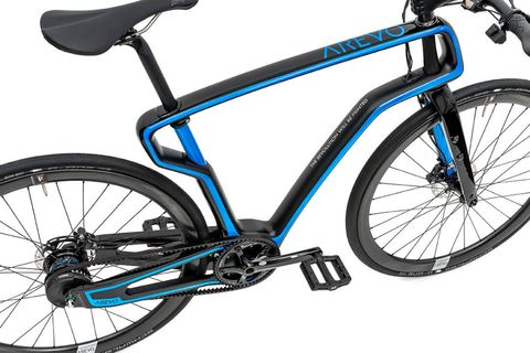 This Is the World's First 3D-Printed Carbon Bike