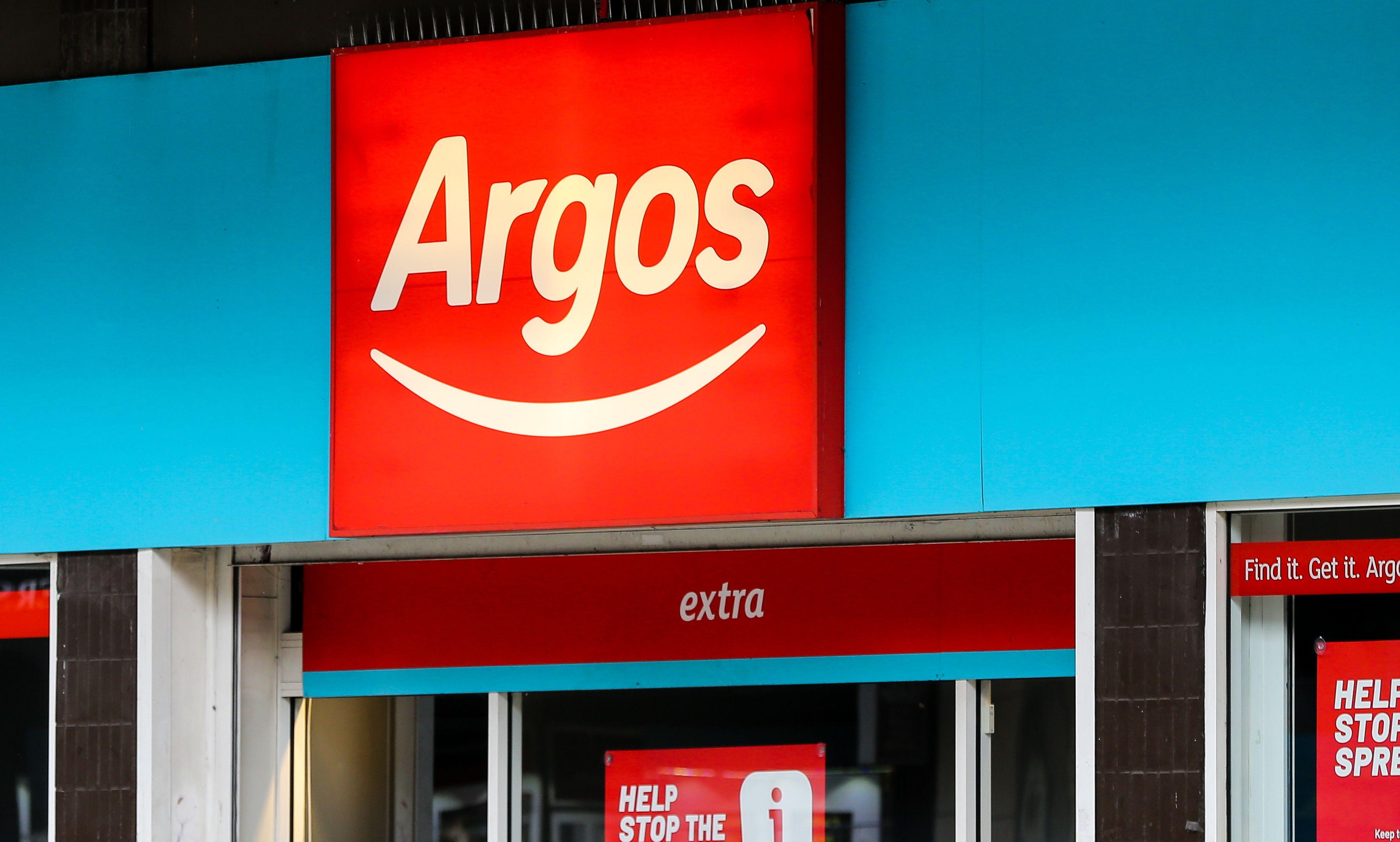 Argos Black Friday Deals 2020