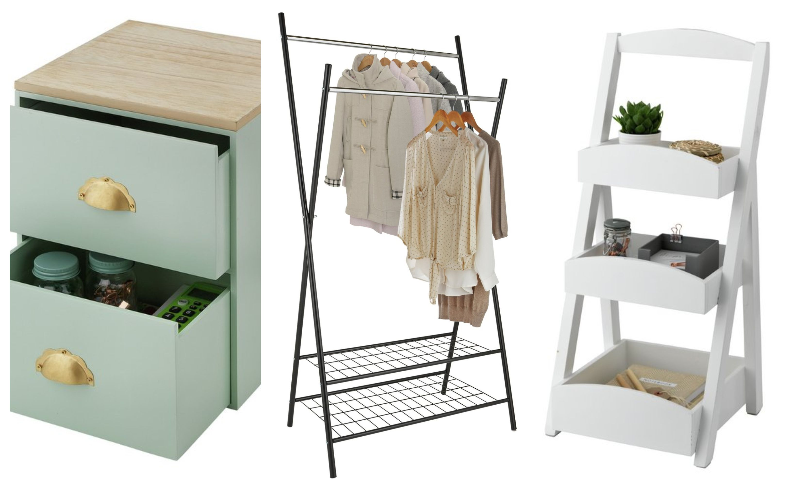7 Storage Solutions From Argos Perfect For Small Space Living