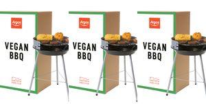 Argos launch Vegan BBQ