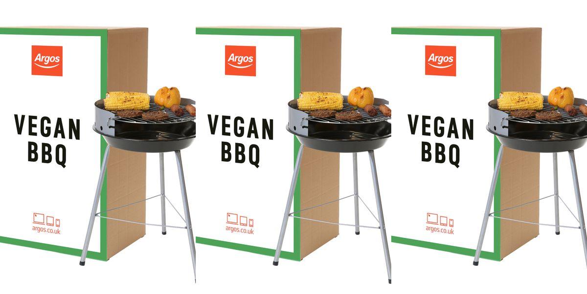 Argos Launches Worlds First Vegan Bbq Argos Barbecues