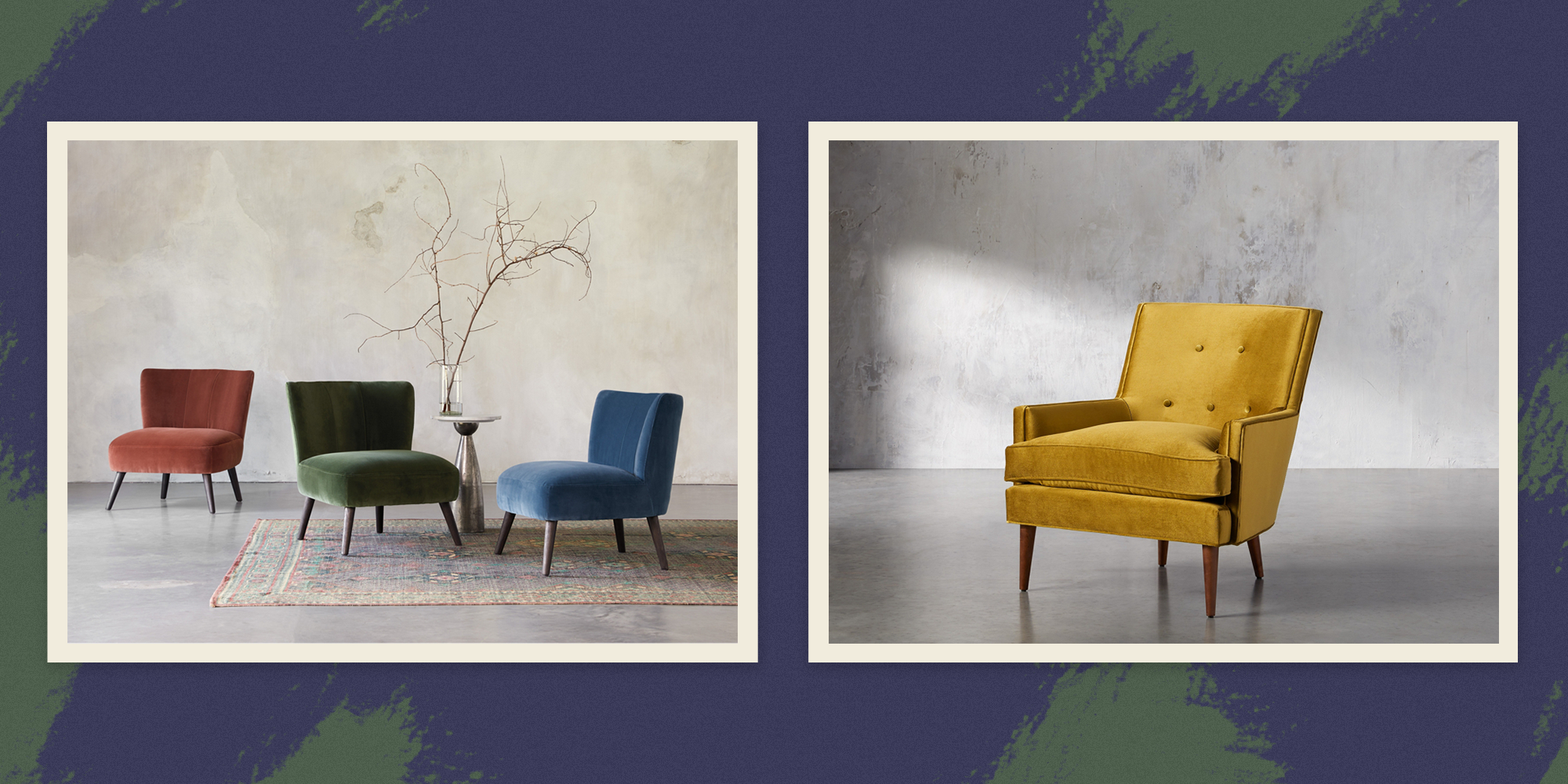8 Best Accent Chairs For Adding Personality To Your Living Room