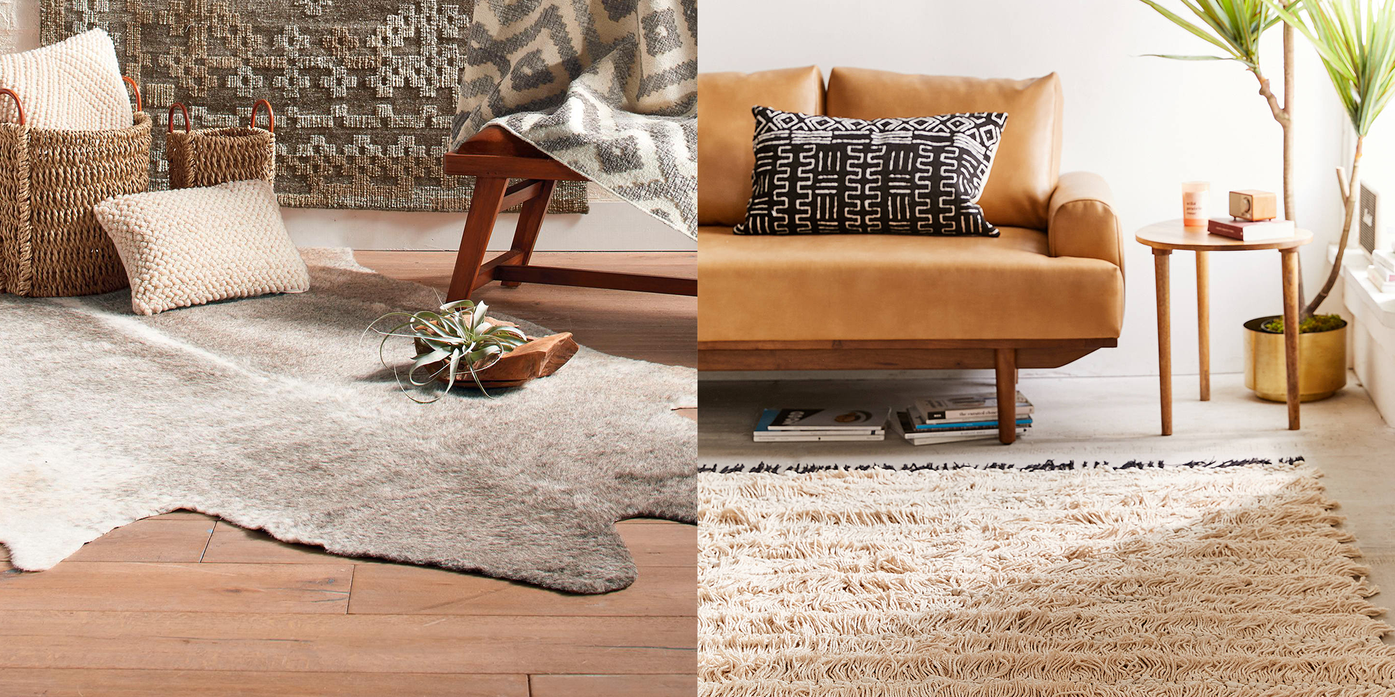 11 Chic Rugs So Comfy You'll Want To Sleep On Them