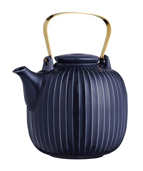 'Hammershøi' teapot, Kähler