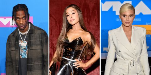 848ba8c5b9f5 [Updated] OMG Ariana Grande Totally Just Shaded Travis Scott and Kylie  Jenner