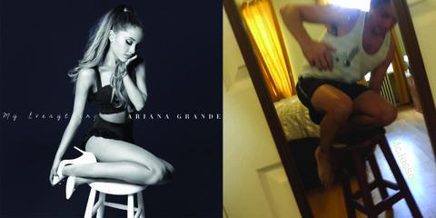 Leg, Sitting, Thigh, Human leg, Photography, Model, Hand, Muscle, Photo shoot, Long hair,