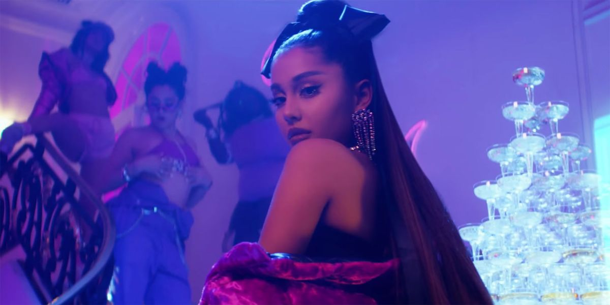 What Ariana Grande's 7 Rings Song Lyrics Really Mean