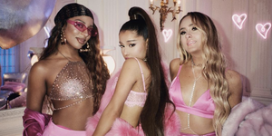 Ariana Grande 7 Rings Instagram
