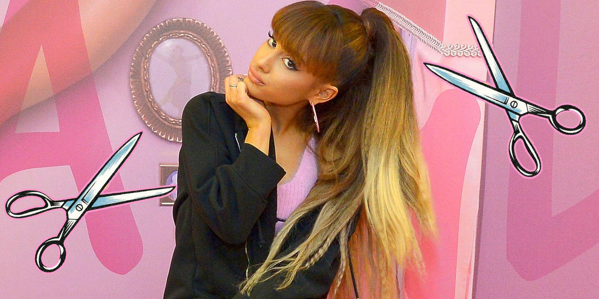 Ariana Grande E I Capelli Corti Su Instagram Sono Di Ispirazione