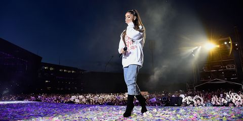 Ariana Grande reveals she's suffered from PTSD following the Manchester bombing