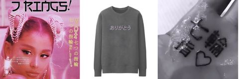 Clothing, Sleeve, T-shirt, Long-sleeved t-shirt, Pink, Outerwear, Sweater, Top, Font, Brand,