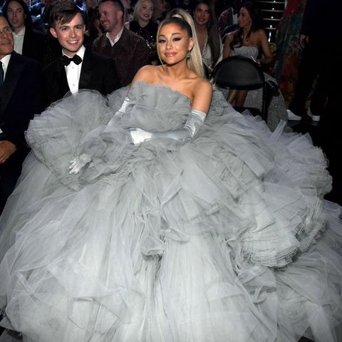 Download Grammys Ariana Grande Dress