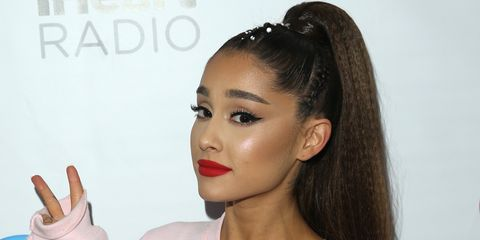 Ariana Grande Admits Her High Ponytail Leaves Her In Constant Pain
