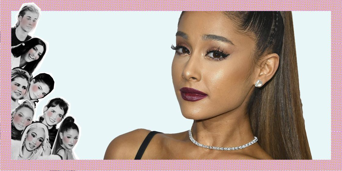 Ariana Grande kort haar