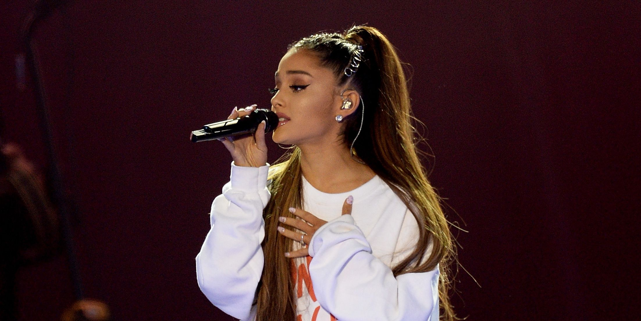 A Man Was Arrested for Threatening to Attack Ariana Grande's Costa Rica Concert