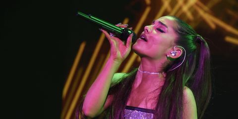 Ariana Grande, Alessia Cara, Kelsea Ballerini And Julia Michaels Perform At Amazon Music Unboxing Prime Day Event